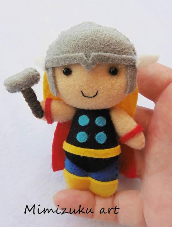 20 Lembrancinhas para Aniversário Thor Baratas e Fáceis de Fazer