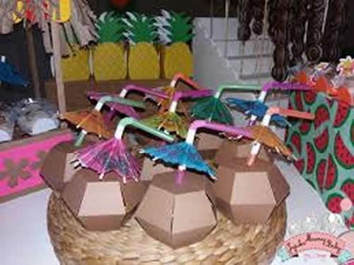 36 Lembrancinhas Lindas para Festa de Aniversário Moana
