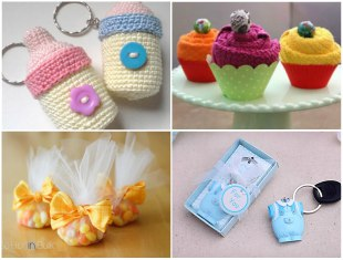 14 Lembrancinhas Lindas para Chá de Bebê passo a passo