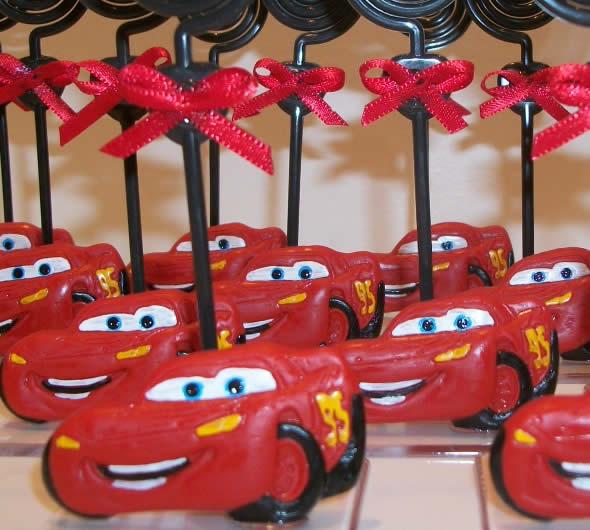 10 Lembrancinhas Lindas para Festa de Aniversário Carros