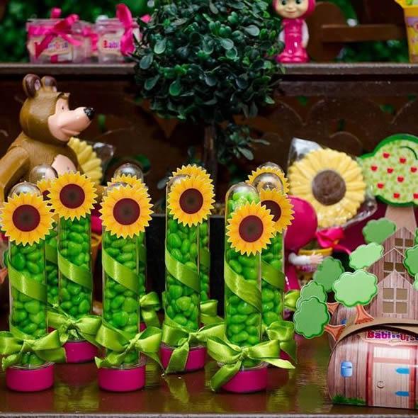 15 Lembrancinhas Para Festa Masha E O Urso Pop Lembrancinhas