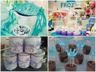 20 Lembrancinhas Lindas para Festa de Aniversário Frozen