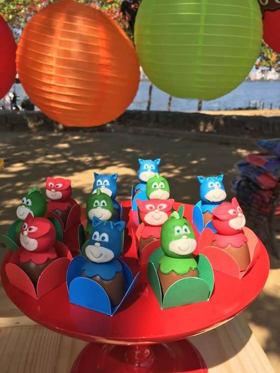 15 Lembrancinhas para Festa de Aniversário PJ Masks