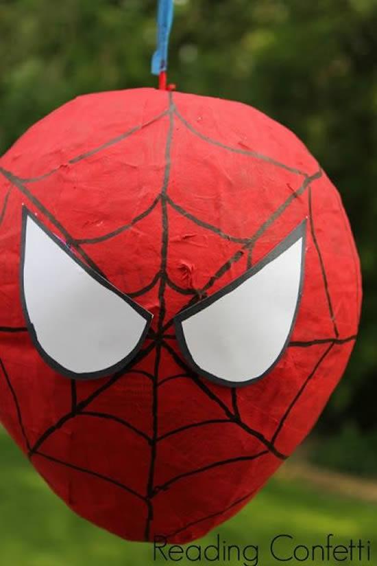 32 Lembrancinhas Lindas para Aniversário de Homem-Aranha