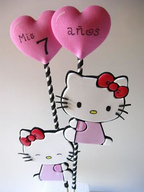 12 Lembrancinhas Lindas para Festa de Aniversário Hello Kitty