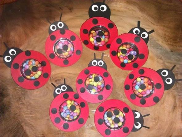 20 Lembrancinhas Fofas para Festa de Aniversário Ladybug
