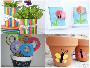 10 Lembrancinhas de Dia das Mães para fazer com as Crianças