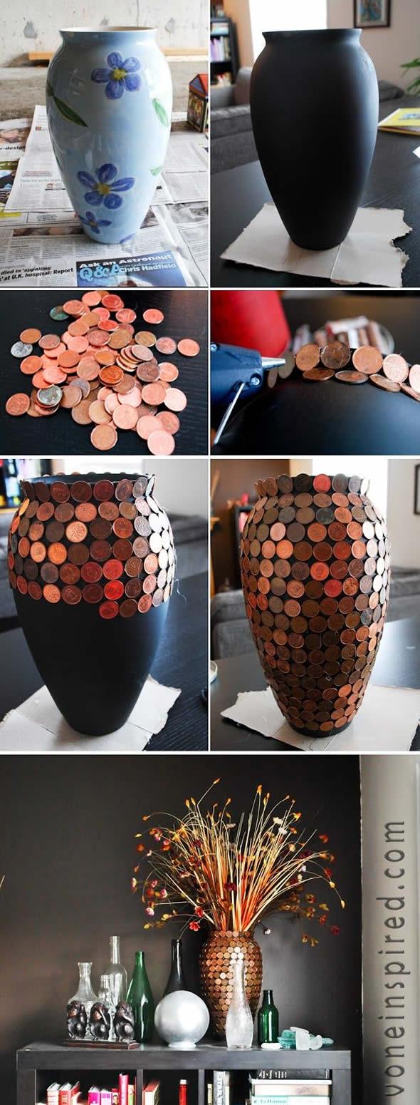 Faça Lindos Artesanatos com Reciclagem