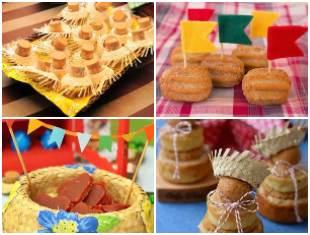 Doces para Festa Junina: 20 ideias criativas