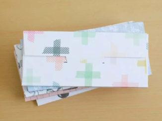 Moldes para fazer Lindos Envelopes de Papel