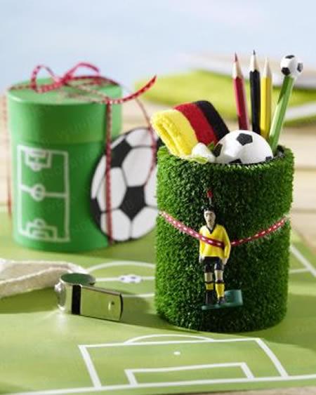 20 Lembrancinhas Criativas para Festa Futebol