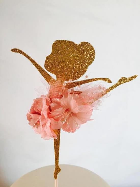 20 Lembrancinhas para Festa Bailarina