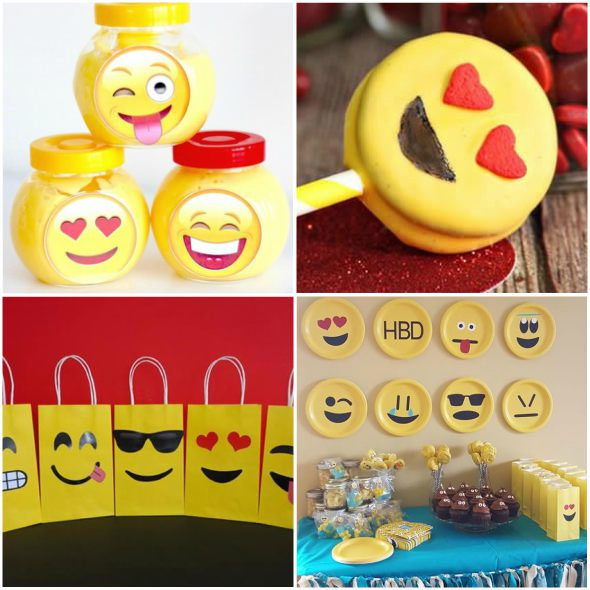 10 Lembrancinhas para Festa de Aniversário Emoji