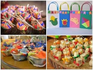Lembrancinhas Criativas para Festa Junina: 20 ideias