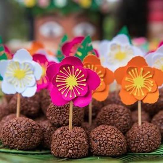 20 Lembrancinhas para Festa Tropical
