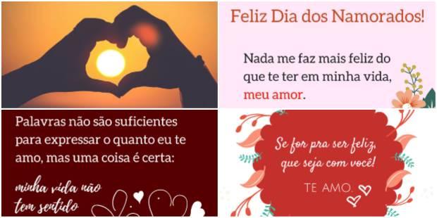 Mensagens para o Dia dos Namorados