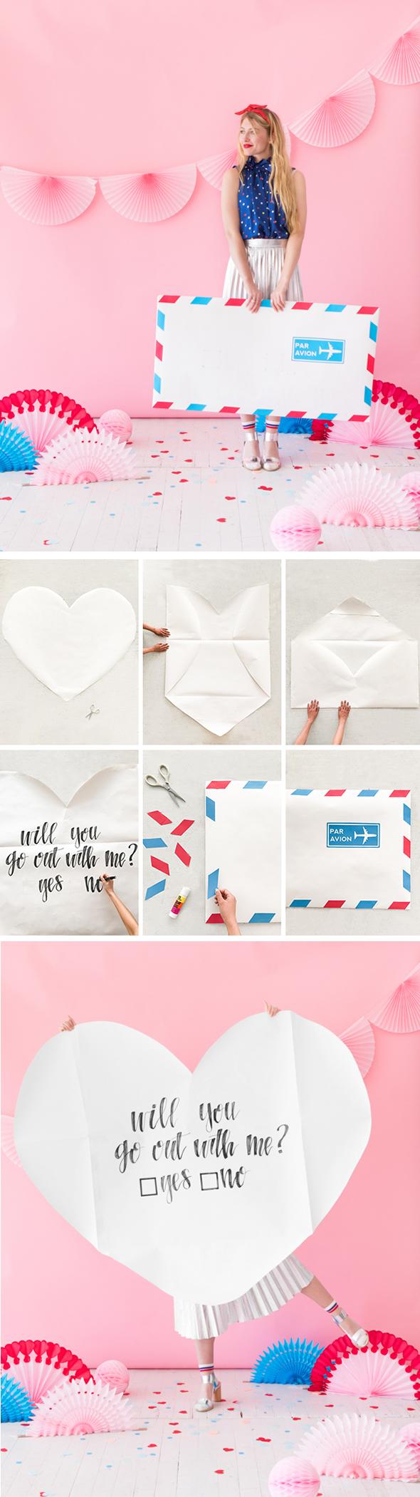 Surpresa de Dia dos Namorados Simples e Rápida