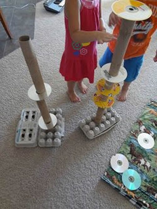 Brincadeiras Criativas para as Férias Escolares