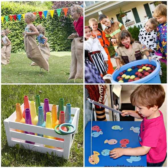 Brincadeiras de Crianças para Festa Junina