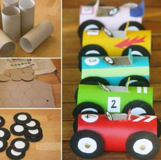 Brinquedos Educativos com Reciclagem