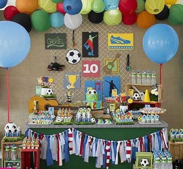 Decoração para Festa Copa do Mundo