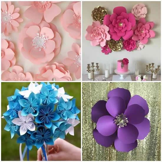 Flores lindas para decoração