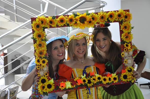 Molduras para tirar Fotos em Festas Juninas