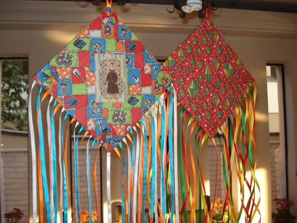 Balão Pipa para Decoração Festa Junina