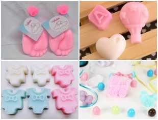 Sabonetes Lembrancinhas para Maternidade
