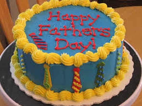 Bolos Decorados para Dia dos Pais