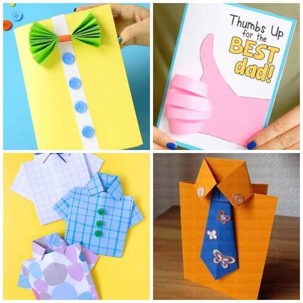 Cartões Dia dos Pais Educação Infantil