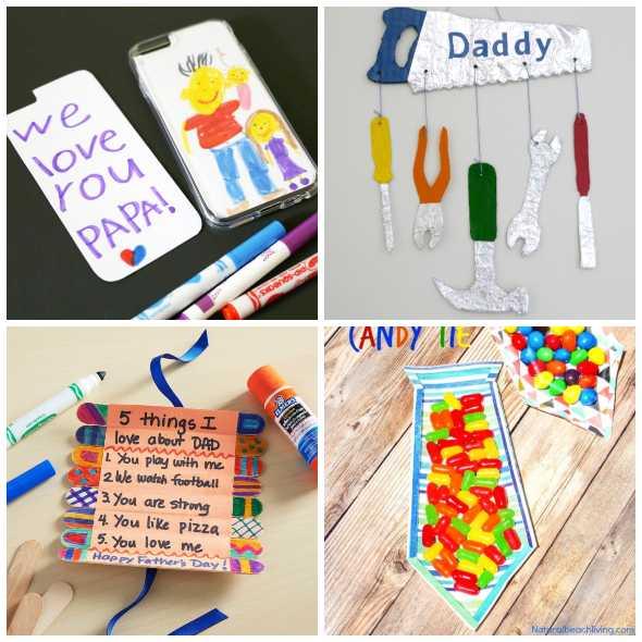 10 Ideias para Dia dos Pais Educação Infantil