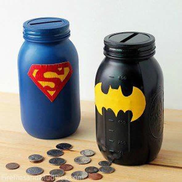 Lembrancinhas com Reciclagem para Dia dos Pais