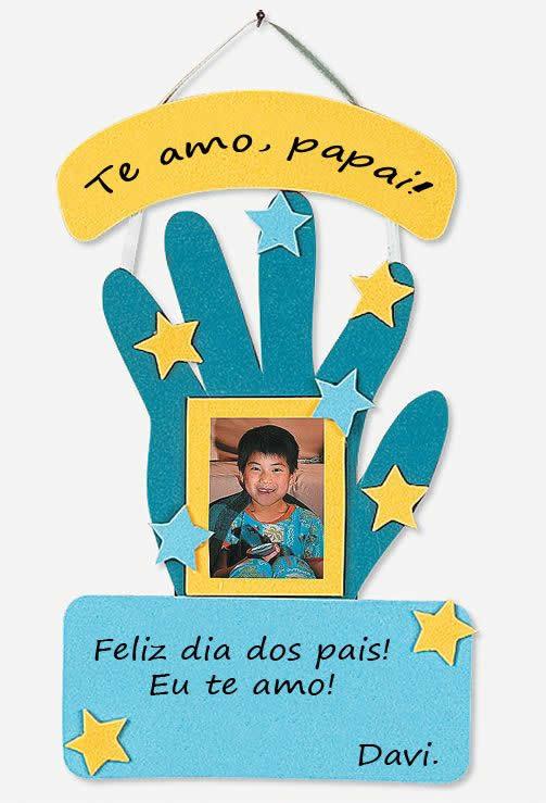 Lembrancinhas para Dia dos Pais na Escola