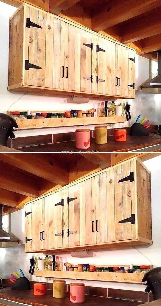 Decoração com Móveis de Paletes para a Casa