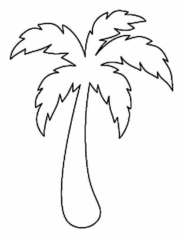 Enfeites de Papel com Moldes para Festa Tropical