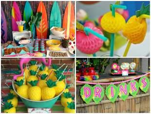 30 Ideias para Festa Festa Havaiana
