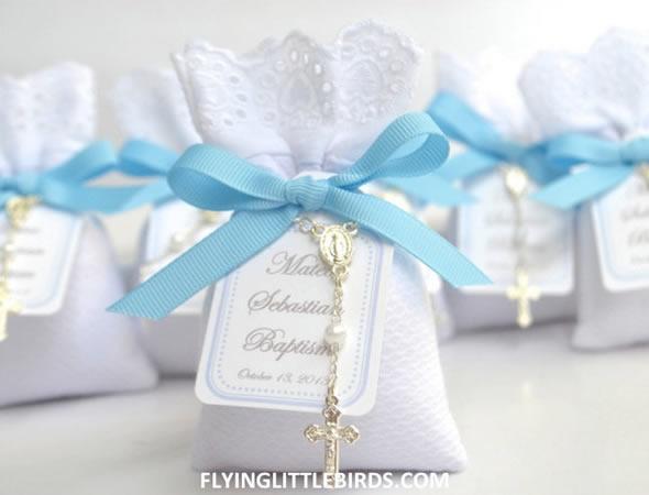40 Lembrancinhas Lindas para Batizados