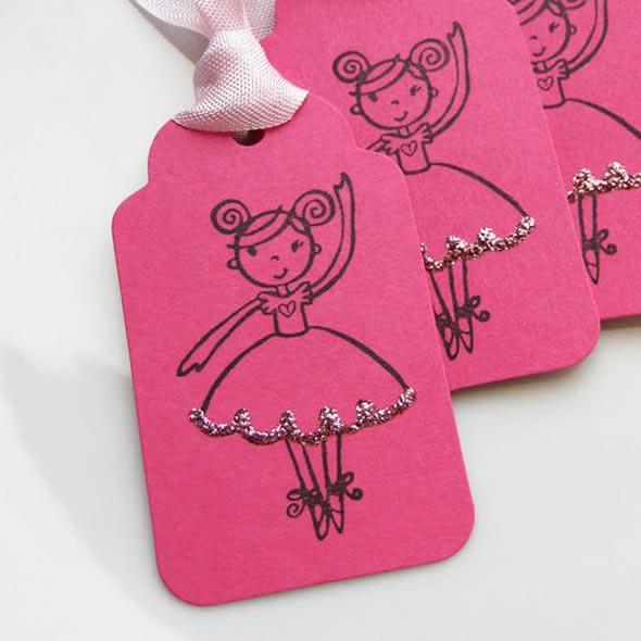 Lembrancinhas Criativas para Festa Bailarina