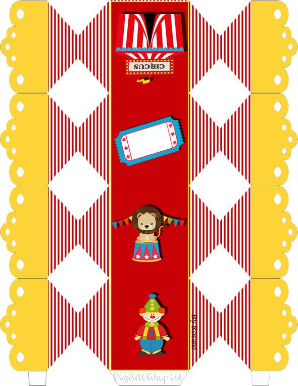 Lembrancinhas Criativas para Festa Circo