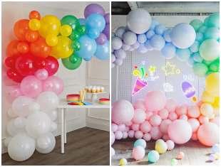 Decoração com balões para Dia das Crianças - Ideias, Dicas e Sugestões