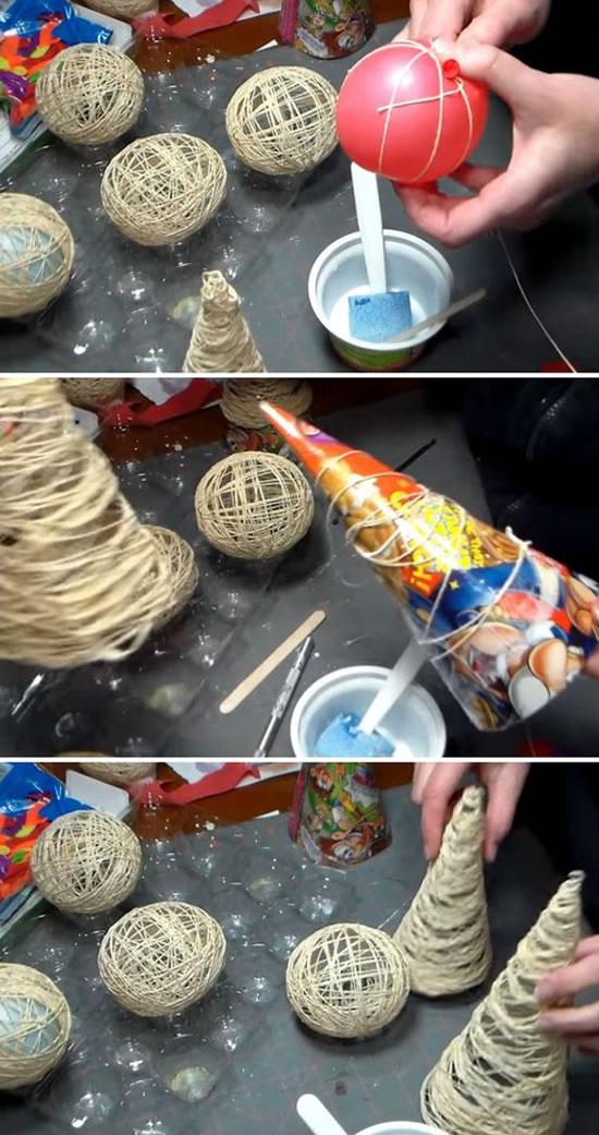 Enfeites Baratos para Festa de Natal