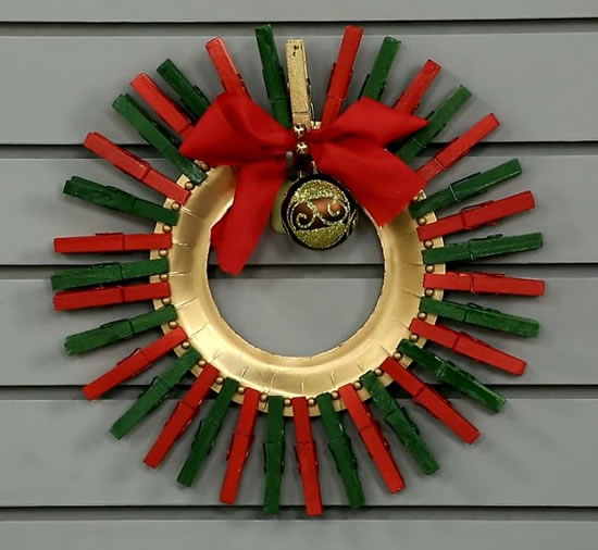 Enfeites com Reciclagem para o Natal