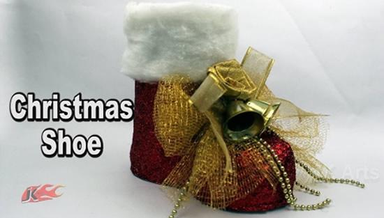 Lembrancinha de Natal com Garrafa PET