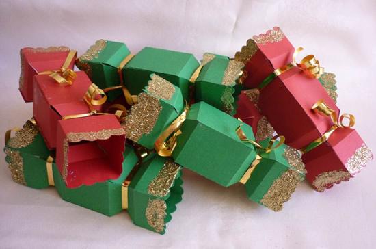 Lembrancinhas com Moldes para Natal