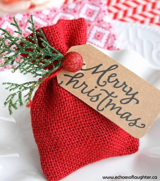 Lembrancinhas Criativas para Natal