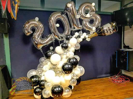 Enfeites lindos de ano novo