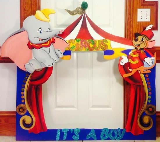 Ideias para Festa Dumbo