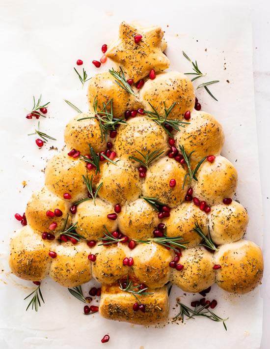 Pratos salgados para o Natal