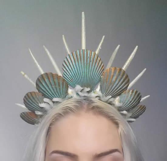 Fantasia de Sereia para Carnaval